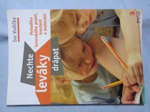 náhled knihy - Nechte leváky drápat: metodika levorukého psaní, kreslení a malování
