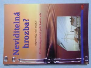 náhled knihy - Neviditelná hrozba?: elektromagnetická pole kolem nás