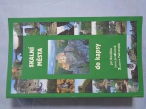 náhled knihy - Skalní města do kapsy