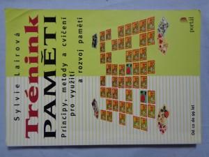 náhled knihy - Trénink paměti : principy, metody a cvičení pro využití a rozvoj paměti