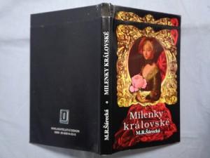 náhled knihy - Milenky královské