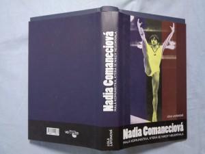 náhled knihy - Nadia Comaneciová : malá komunistka, která se nikdy neusmívala