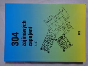 náhled knihy - 304 zajímavých zapojení