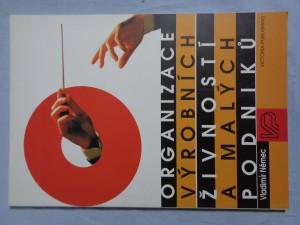 náhled knihy - Organizace výrobních živností a malých podniků