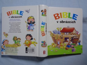 náhled knihy - Bible v obrázcích