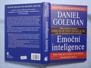 náhled knihy - Emoční inteligence