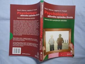 náhled knihy - Psychologie aktivního způsobu života: motivace lidí k pohybovým aktivitám