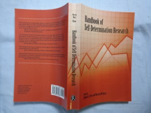 náhled knihy - Handbook of Self-Determination Research