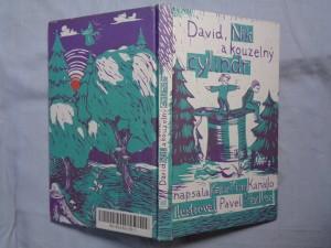náhled knihy - David, Nik a kouzelný cylindr