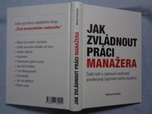 náhled knihy - Jak zvládnout práci manažera : čeští lídři a zajímavé osobnosti poodkrývají tajemství svého úspěchu