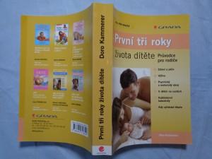 náhled knihy - První tři roky života dítěte: průvodce pro rodiče