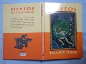náhled knihy - Sisyfos: řecké báje