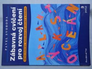náhled knihy - Zábavná cvičení pro rozvoj čtení: oční pohyby, rozlišování znaků a písmen