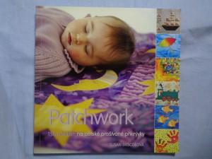 náhled knihy - Patchwork: 150 předloh na dětské prošívané přikrývky