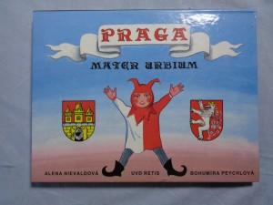 náhled knihy - Praga mater urbium