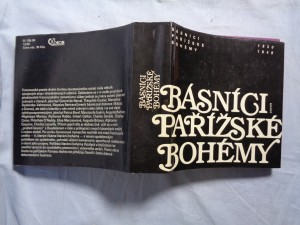 náhled knihy - Básníci pařížské bohémy : 1830-1848