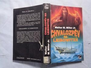 náhled knihy - Chvalozpěv na Leibowitze