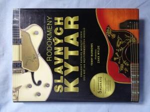 náhled knihy - Rodokmeny slavných kytar : obrazový katalog mapující vznik více než 200 nejvýznamnějších modelů