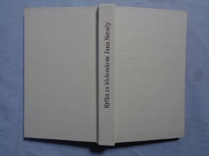 náhled knihy - Kytka za kloboukem Jana Nerudy