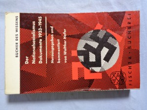 náhled knihy - Der Nationalsozialismus Dokumente 1933-1945