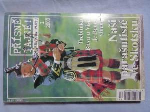 náhled knihy - Přísně tajné! Naši parašutisté ve Skotsku 1/2000