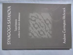 náhled knihy - Synagoga Satanova: tajná historie světové židovské dominace