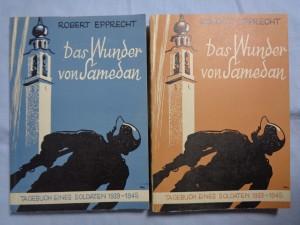 náhled knihy - Das Wunder von Samedan: Tagebuch eines Soldaten 1939-1945 (2 svazky)
