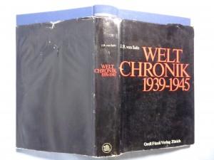 náhled knihy - Welt Chronik 1939-1945