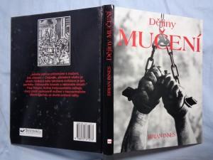 náhled knihy - Dějiny mučení