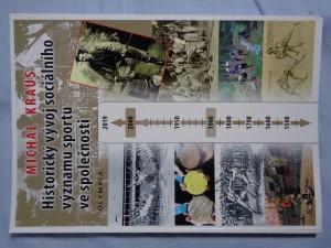 náhled knihy - Historický vývoj sociálního významu sportu ve společnosti