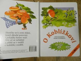 náhled knihy - O Koblížkovi