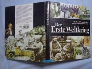 náhled knihy - Der erste Weltkrieg