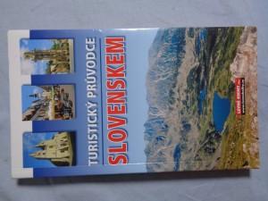 náhled knihy - Turistický průvodce Slovenskem