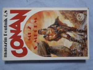 náhled knihy - Conan : muž s mečem