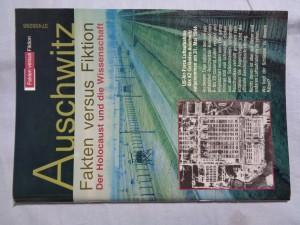 náhled knihy - Auschwitz Fakten versus Fiktion: Der Holocaust und die Wissenschaft