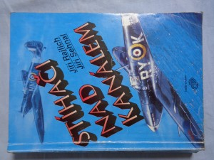 náhled knihy - Stíhači nad Kanálem: československý stíhací wing RAF 1942-1945