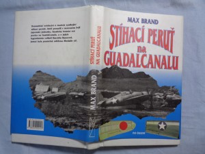 náhled knihy - Stíhací peruť na Guadalcanalu