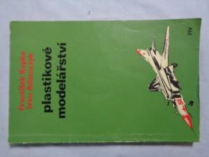 náhled knihy - Plastikové modelářství