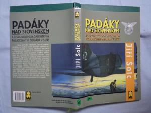 náhled knihy - Padáky nad Slovenskem: 2. československá samostatná paradesantní brigáda v SSSR