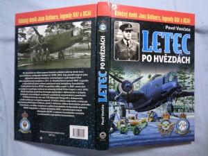 náhled knihy - Letec po hvězdách : válečný deník Jana Gellnera, legendy RAF a RCAF