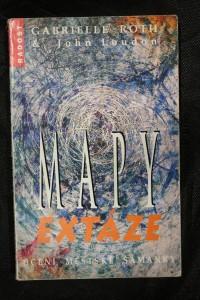 náhled knihy - Mapy extáze : učení městské šamanky