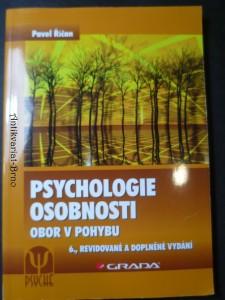náhled knihy - Psychologie osobnosti: Obor v pohybu