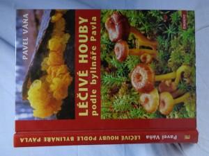 náhled knihy - Léčivé houby podle bylináře Pavla
