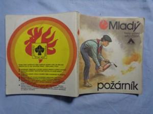náhled knihy - Mladý požárník