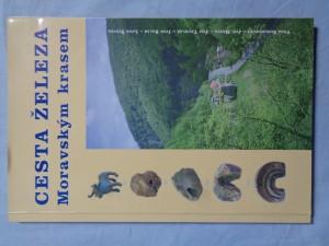 náhled knihy - Cesta železa Moravským krasem
