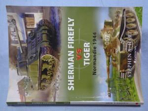 náhled knihy - Sherman Firefly vs Tiger: Normandie 1944