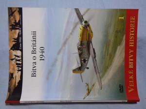 náhled knihy - Bitva o Británii 1940