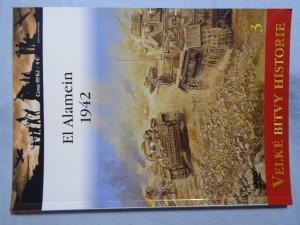 náhled knihy - El Alamein