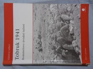 náhled knihy - Tobruk 1941: Rommelovo úvodní tažení