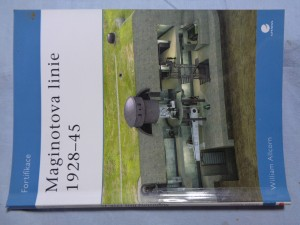 náhled knihy - Maginotova linie 1928-45